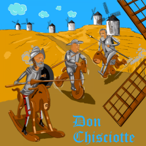 Don Chisciotte cover